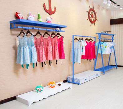童装店展示架