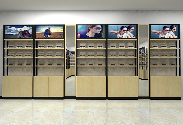 宝岛眼镜店铺实例