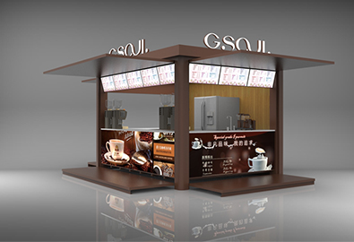 移动商店/休闲饮品屋/移动咖啡屋