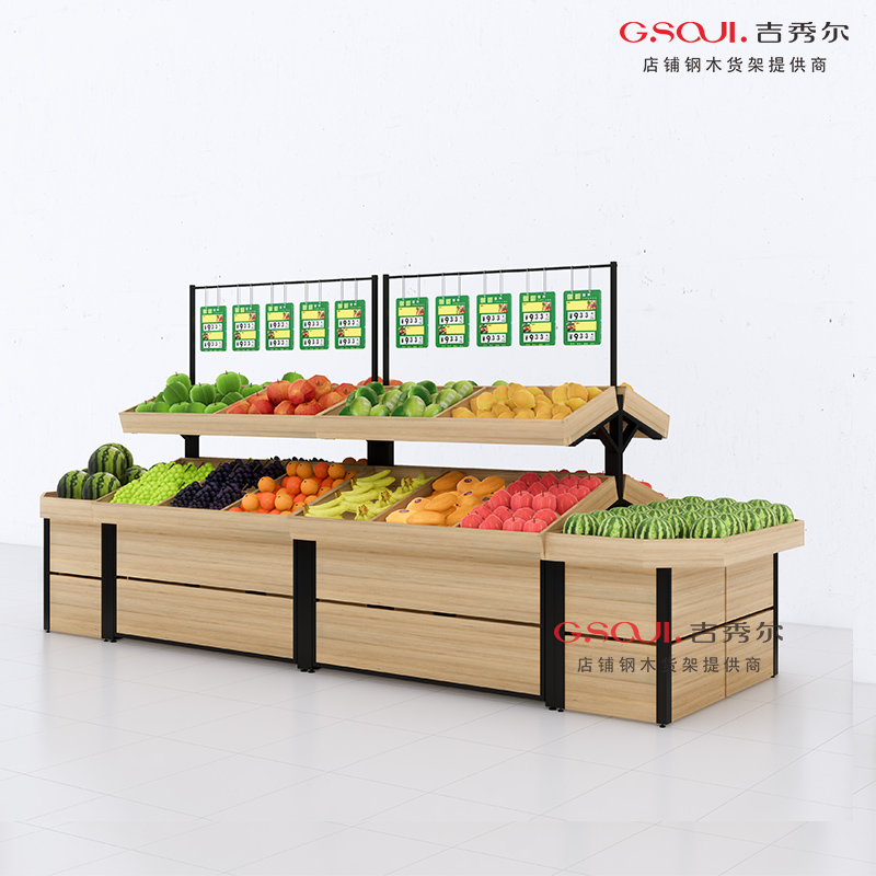 水果店展示柜款式